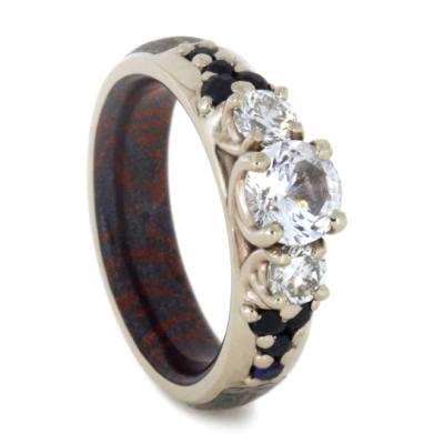 Moe Gane Wedding Ringchris Ploof New Enement Rings